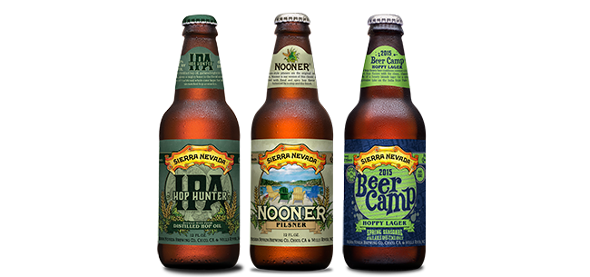 #CraftBeer News: @SierraNevada Launches 2015 With Three All New Beers http://t.co/b8lwiUa7Ig http://t.co/lWdYUR6Ddh