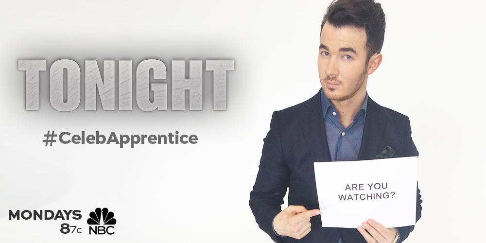 #TeamKevin will definitely want to watch tonight's #CelebApprentice at 8/7c on @NBC! http://t.co/Pg29bJ16Yc