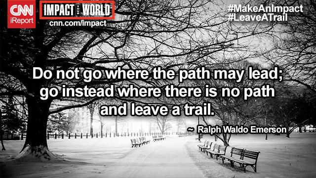 #TuesdayThoughts to end your day. #makeanimpact #leaveatrail http://t.co/tcLtDtXsPW