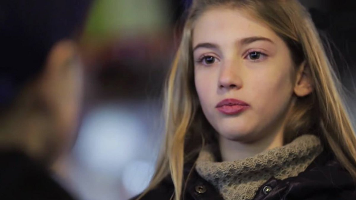 VIDEO: In a social experiment young boys were asked to slap a girl http://t.co/Wi2eEsIYYD http://t.co/0zrMdkmlBC