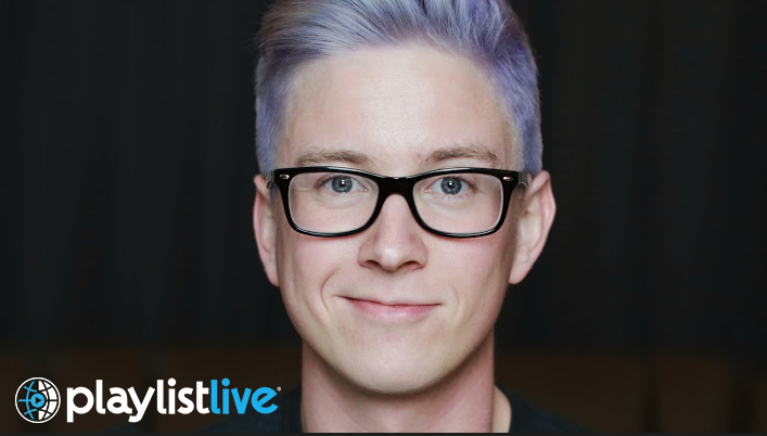Did you guys know that the amazing @tyleroakley has NEVER missed #playlistlive? We're excited to see him again soon! http://t.co/M2hPhHHx9j