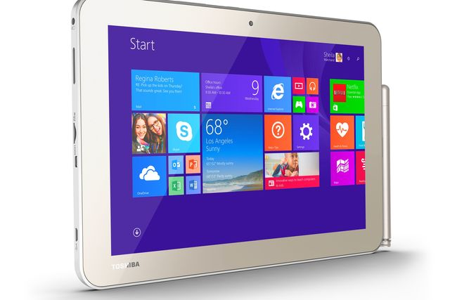 Toshiba's Encore 2 Write tablets pair Wacom pens with two screen sizes