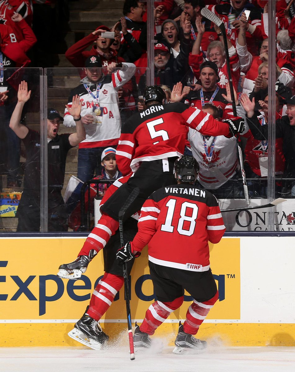 It's still our game, Canada.  #GoldMedal http://t.co/m7eaTrvv78