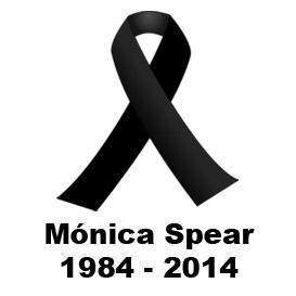 Hoy #MonicaSpear debe ser trending topic mundial. #MonicaSpear should be worldwide trending topic today #WeCantForget http://t.co/qCT3bqLPy4