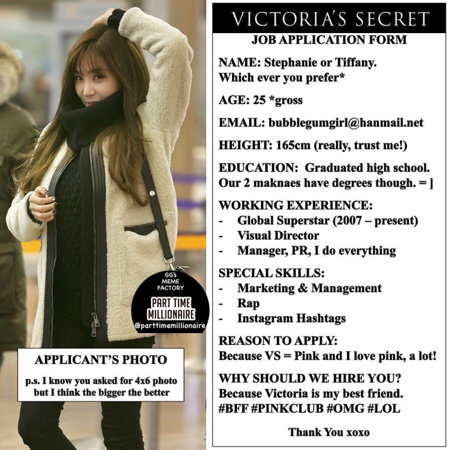 """PartTimeMillionaire on Twitter: """"Tiffany's Victoria's ..."""