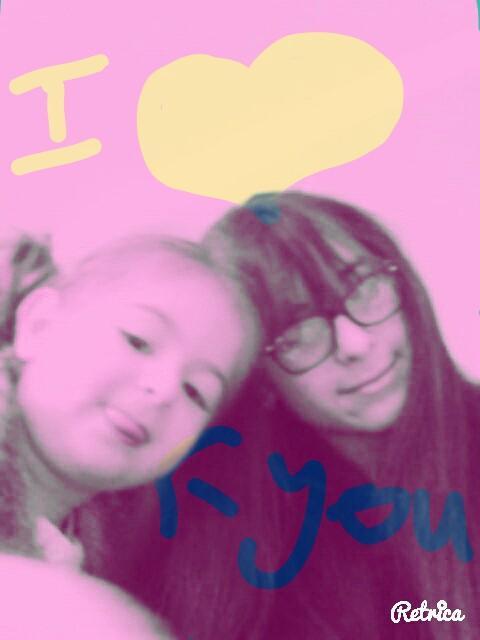 Ich liebe dich meine schwester