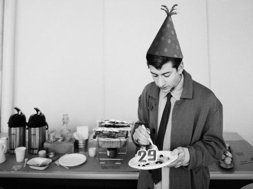 Grumpy Old Men Outtakes Quotes: Alex Turner's Birthday Celebration