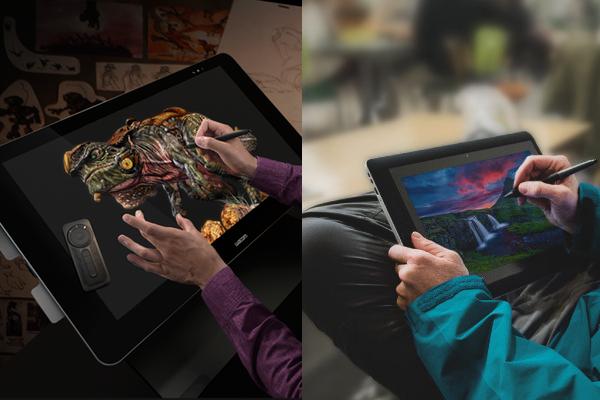 Wacom introduces the Cintiq 27QHD & Cintiq Companion 2, both with powerful new features. http://t.co/2egn9Hp46E http://t.co/WYTP3nIyRl