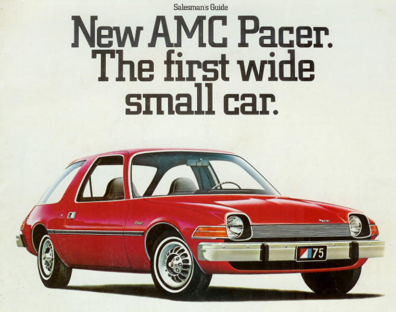 #CelebFakeFacts When Matthew McConaughey isn't driving a Lincoln, he drives an AMC Pacer. http://t.co/nAh6DraF27