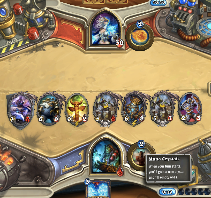 how to get better at hearthstone 2015