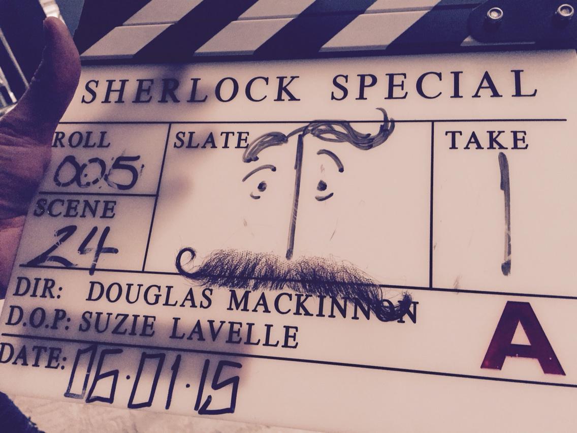 Element-hairy, my dear Watson! #Sherlock http://t.co/LmUiHK2Nlr