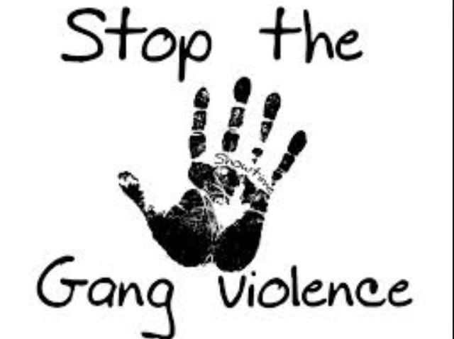 gang prevention Gang violence refers mostly to the illegal and non-political acts of violence perpetrated by gangs against civilians, other gangs, law enforcement officers,.