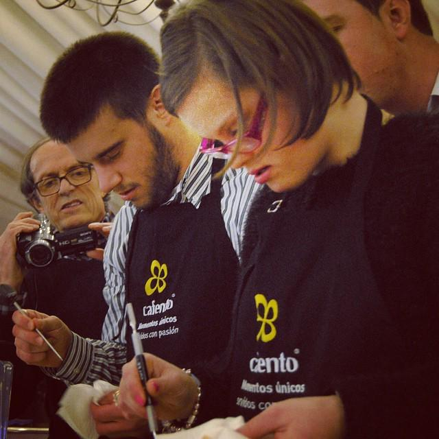 Spanish championship for baristas with Down syndrome draws 47 competitors! ... http://t.co/9ixgmE8oC6 http://t.co/naSmxRktlk