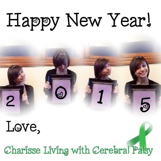 Charisse Cerebral Palsy