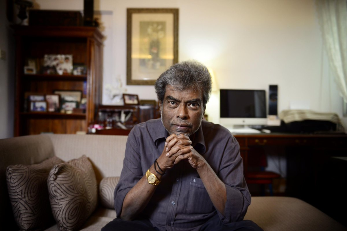 "RIP. Such a brilliant mind. ""@STcom: Veteran criminal lawyer Subhas Anandan has died, aged 67 http://t.co/1TDtWdjuVj http://t.co/HzPhQpUIR8"""