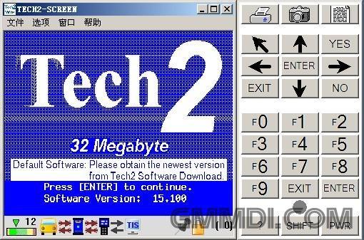 Gm tech2win Download