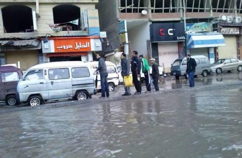 #رصد|#مصر| بالصور | #الإسكندرية تغرق في مياه الأمطار http://t.co/UgUBCDfrw1 http://t.co/OOnT2bBMW0