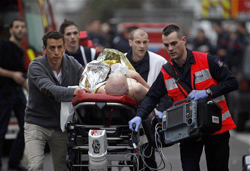 Ataque terrorista en Francia 1