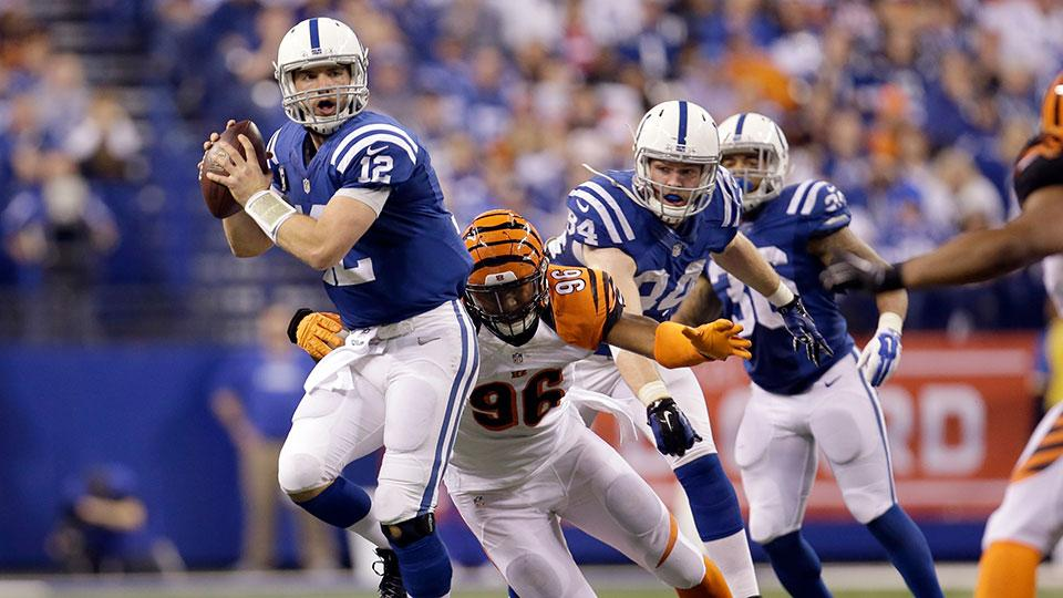 9386f74a45a ex giants coach jim fassel says andrew luck will be the greatest qb of all  time