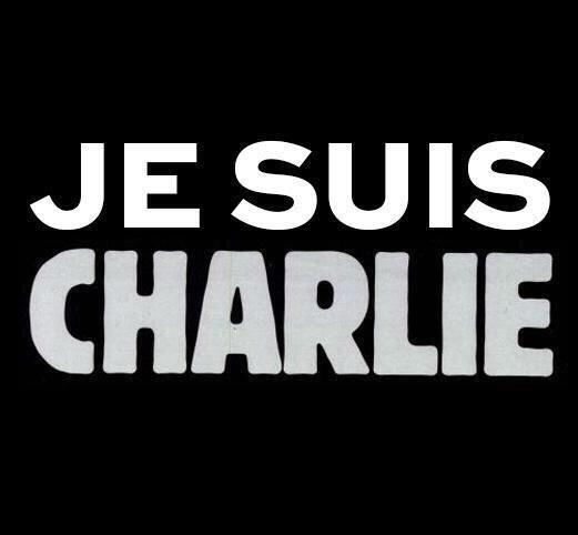 "RT @JulienPain: French Internet users start using this image ""I am charlie"" as profiles. http://t.co/EouLufSC17"