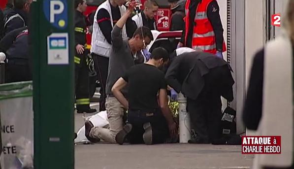 Ataque terrorista en Francia 2