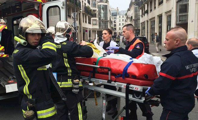Ataque terrorista en Francia 3