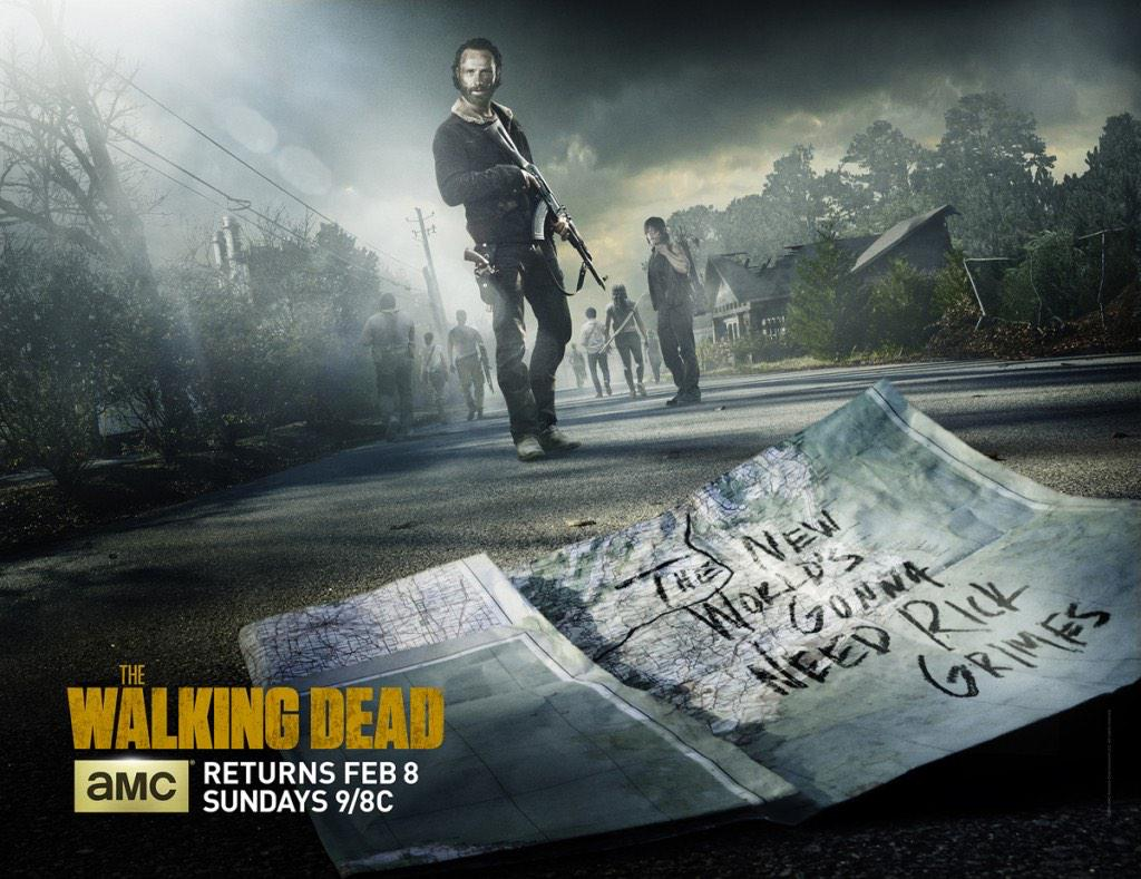 "The Walking Dead 5x09 ""What Happened and What's Going On""  Promos, Sneak Peeks y Spoilers B6w2K58IcAAeiun"
