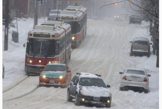 So, the TTC streetcars are freezing: http://t.co/TEyVFeQEbj http://t.co/d5hKMzD4fc