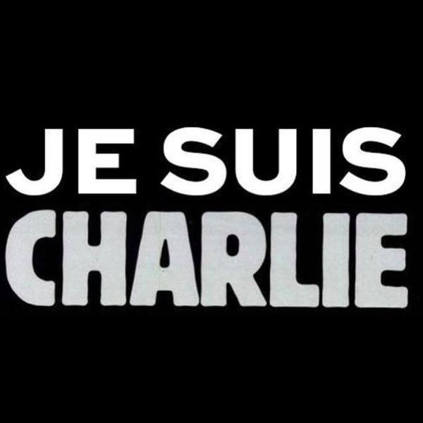 Absolutely heartbreaking what has happened! Twitter users show solidarity to #CharlyHebdo by using #JeSuisCharlie http://t.co/Z7Bo5hYB6G