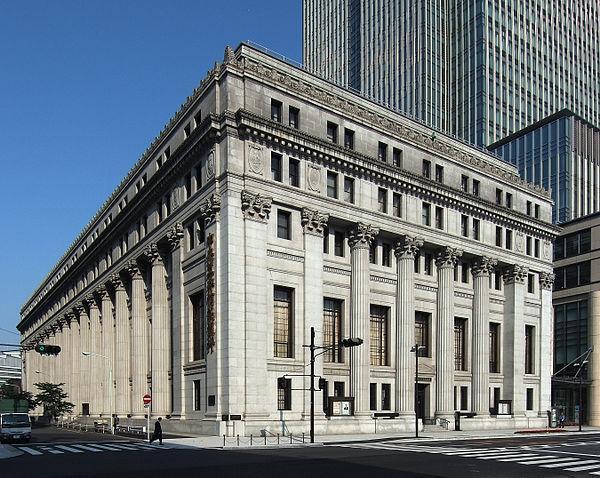 三井本館(東京中央銀行本店の外観)|半沢直樹のロケ地