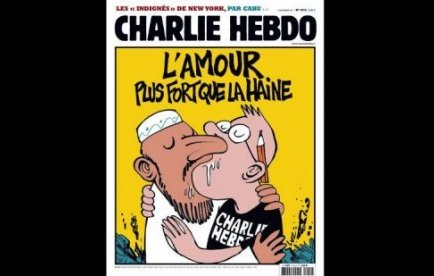darkest day for freedom of press and democracy in France. thanks #CharlieHebdo for a courage that few had... http://t.co/yqcdW9WBx5