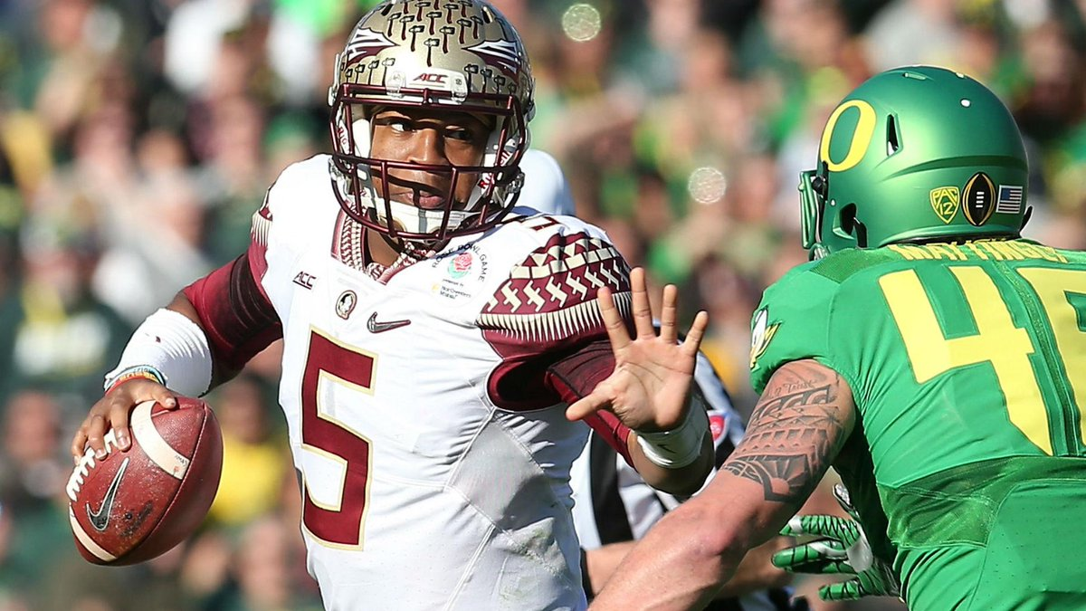 Staying at FSU another year would've only hurt Jameis Winston, according to an AFC scout. http://t.co/DPk3E6pYVA http://t.co/igLNDaG7V0