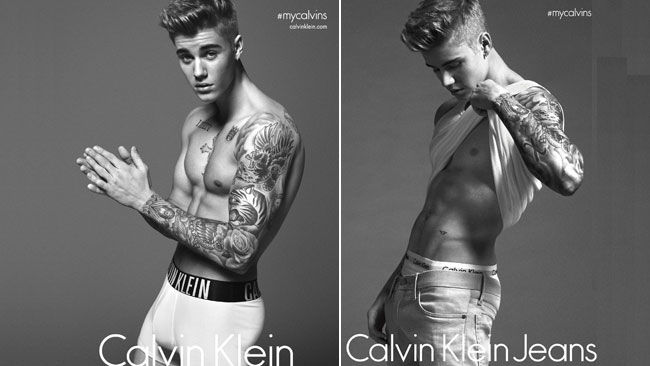 Justin Bieber new face (body) of Calvin Klein. http://t.co/V2ox98hGMz http://t.co/e04fSJ929R