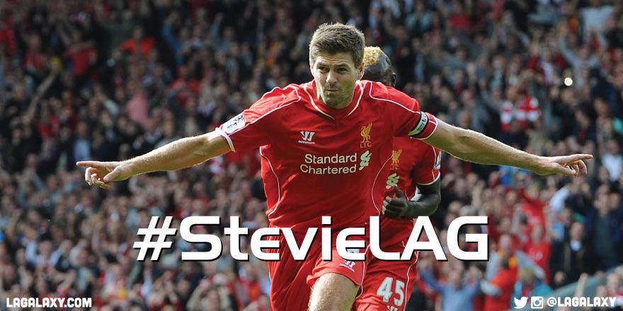 BREAKING: The #LAGalaxy have signed Steven Gerrard: http://t.co/6SETFNTE8M #StevieLAG http://t.co/mwPMqwNOlS