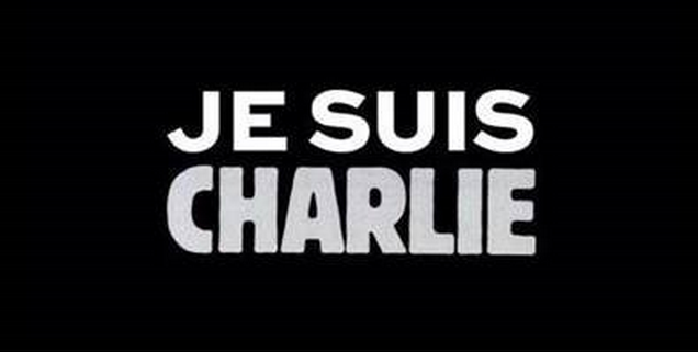 Thumbnail for #JesuisCharlie: solidarity with Charlie Hebdo