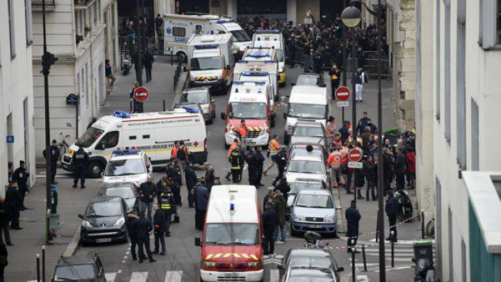 Video strage di Parigi