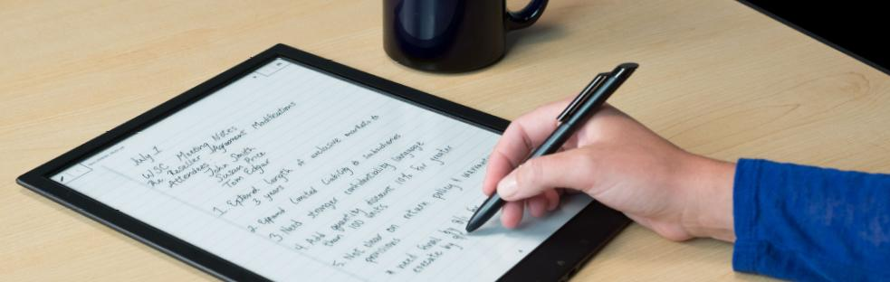 Stop by #JMM15 Jan 10-13 to test drive & win Sony's Digital Paper at New Venture Exhibit https://t.co/PlbnThQ9ZP #DP http://t.co/FVwi91vNdl