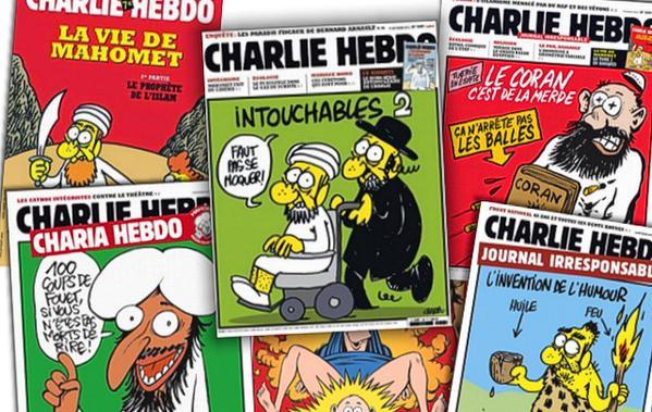 Me gustaría ver las caricaturas de #CharlieHebdo en las portadas d la prensa mundial.La mejor respuesta a esta locura http://t.co/dN98EERnd1