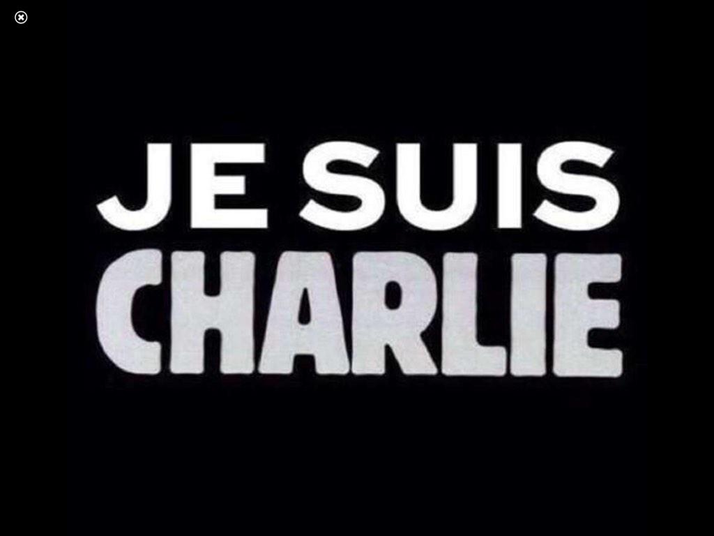 """I may not agree with what you say but will defend your right to say it."" - Voltaire #JeSuisCharlie #CHARLIE_HEBDO http://t.co/02V2GwP1MK"