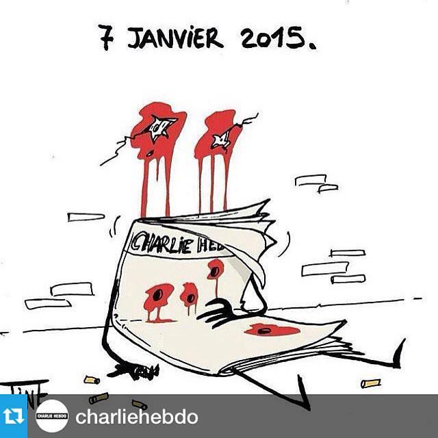 #ChalieHebdo's today's cartoon  http://t.co/TC17Nmli3i