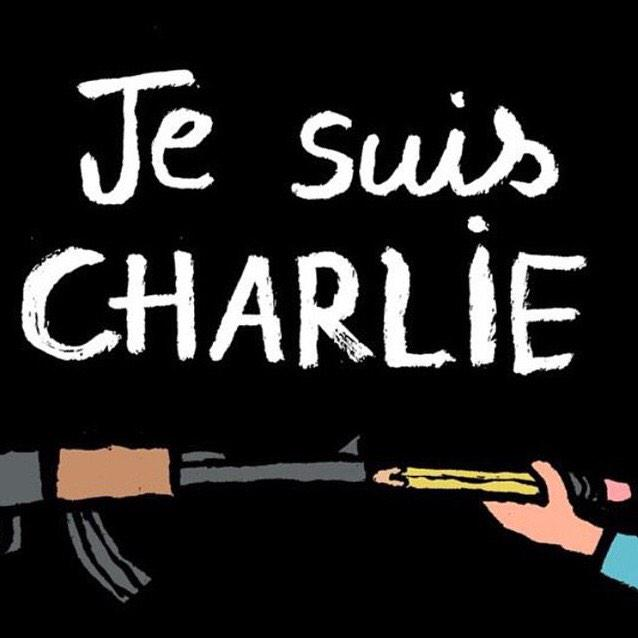 🙏 #CharlieHebdo http://t.co/kyziWPuVdk
