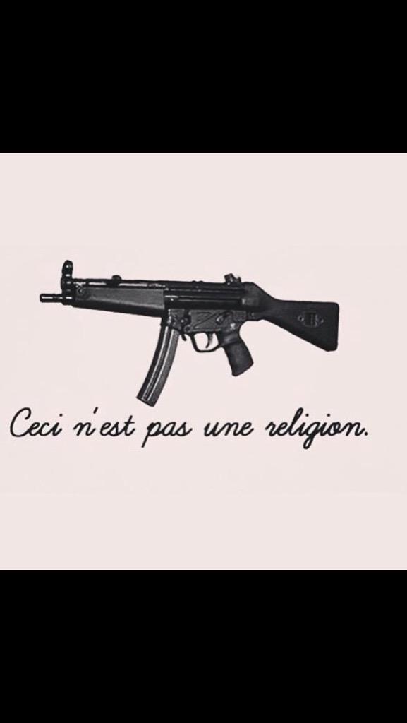 So sieht Religion nicht aus.