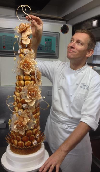 20 years today @lemanoir for MCA Benoit Blin pastry legend UK phenomenal skills http://t.co/pZEh3BJgpg