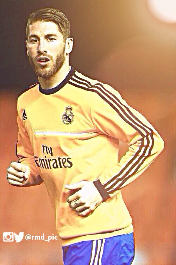 صـور وتصاميم سيرجو راموس مع ريال مدريد 2015