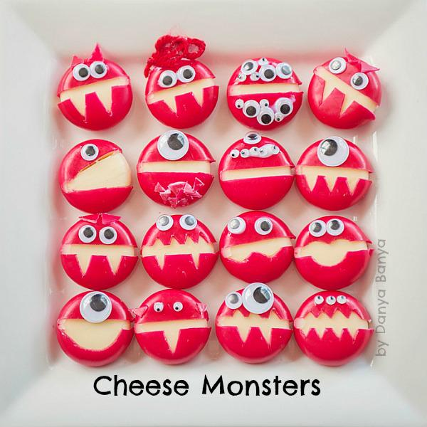 Cheese with personality! @Babybel cheese monster makeovers via @Danya_Banya http://t.co/85oHRiwAx6 http://t.co/Zwe6XcWHQv