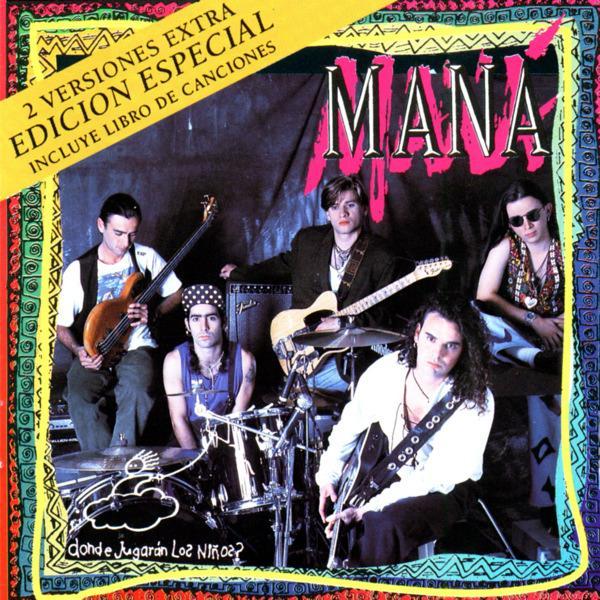Maná - ¿Donde Jugarán Los Niños? (iTunes AAC M4A)