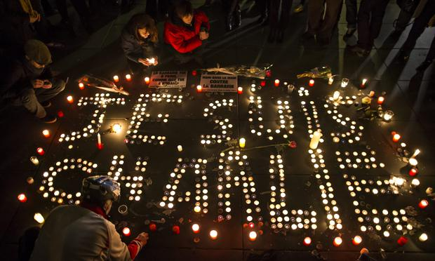 Solidarity in grief: thousands attend rallies in wake of Charlie Hebdo killings http://t.co/OM5WfkF6ng http://t.co/hPk35sqdzh