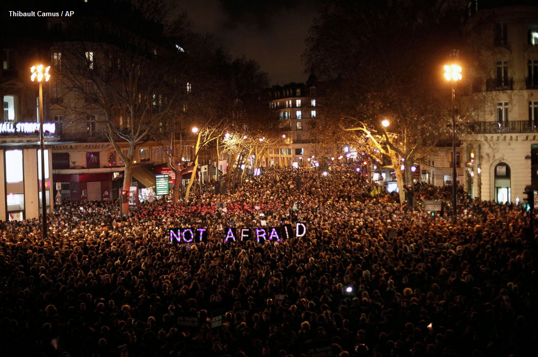 """@ABC: ""http://t.co/pPXfQadVQj http://t.co/tJQDKbQbvW"" #JeSuisCharlie #NotAfraid"