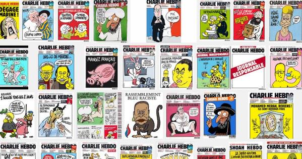 They mocked everybody. #freespeech #JeSuisCharlie http://t.co/ObiIlfE1a9