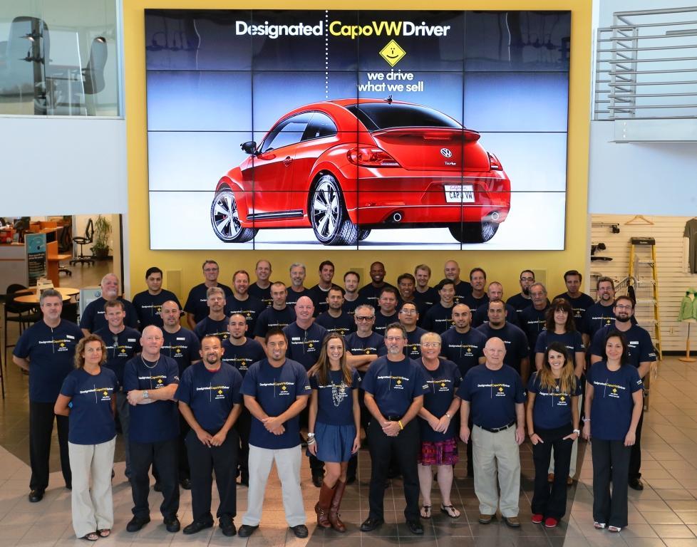 Volkswagen careers canada